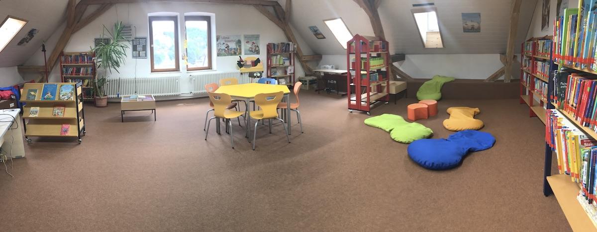 Bücherei Grundschule Otterberg