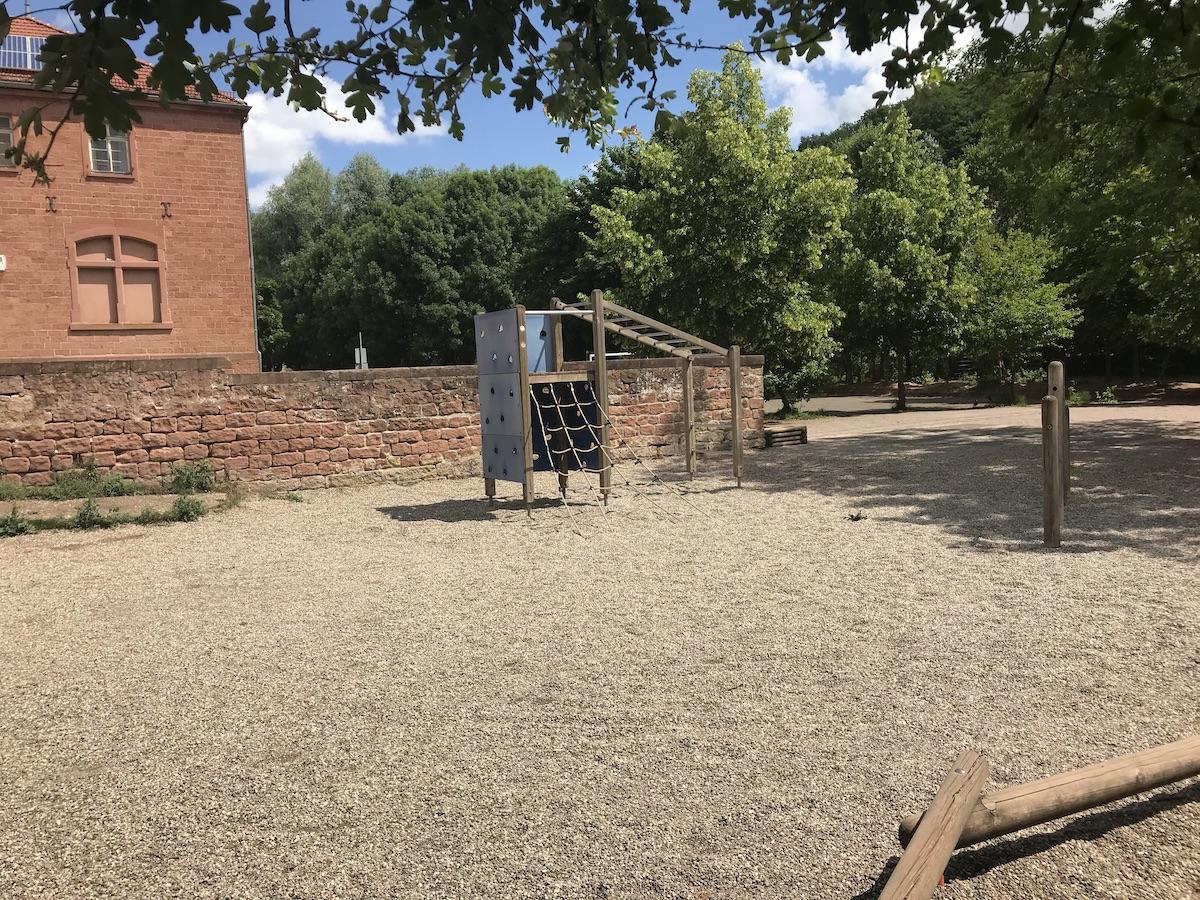 Pausenhof Grundschule Otterberg