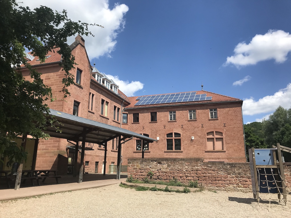 Schulgebäude Grundschule Otterberg