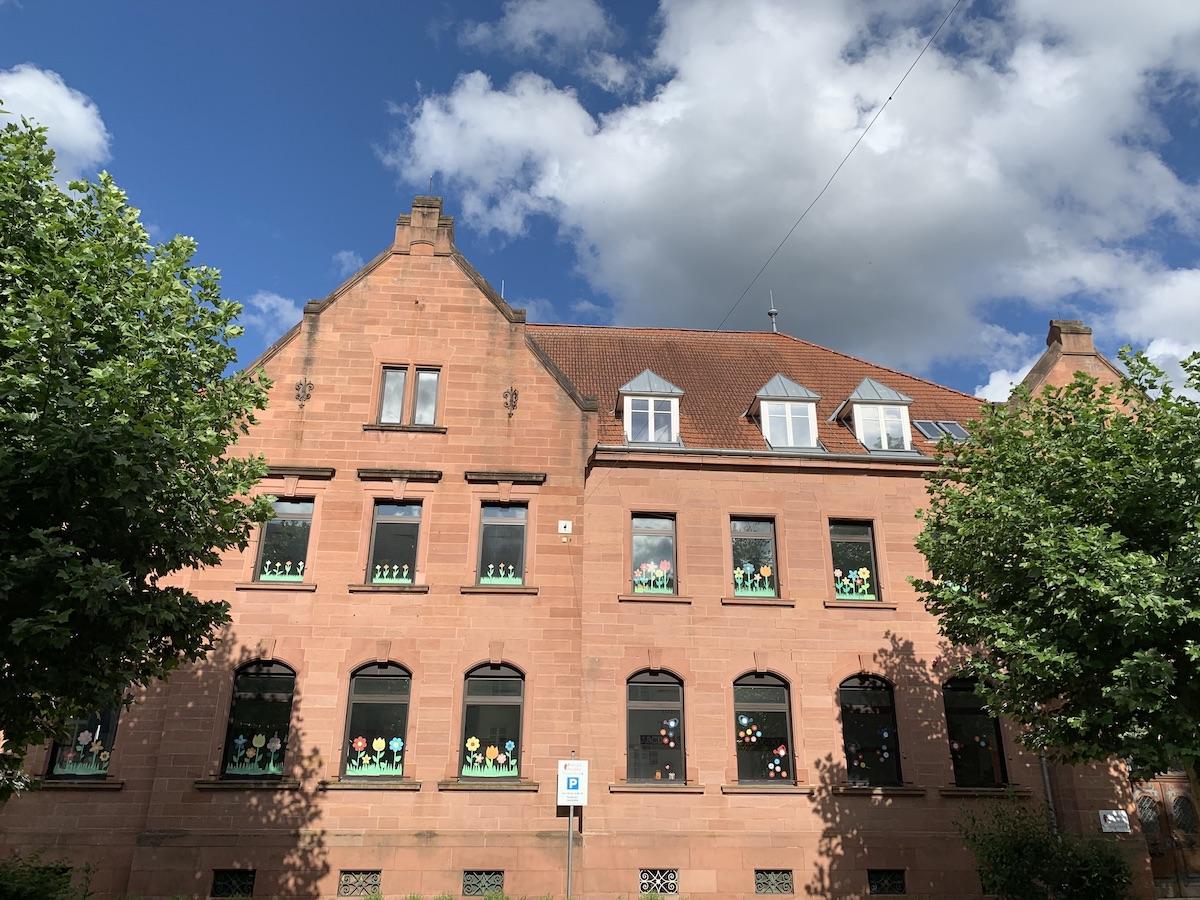 Grundschule Otterberg Gebäude