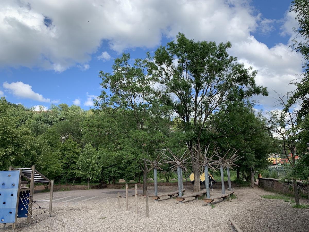 Grundschule Otterberg Pausenhof